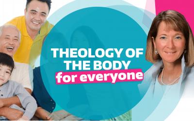 Theology of the Body for Everyone | Katrina Zeno 2018 Australian Tour