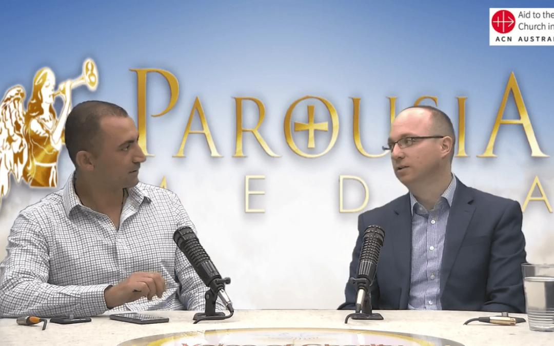 The Voice of Charity Hour – With Bernard Toutounji