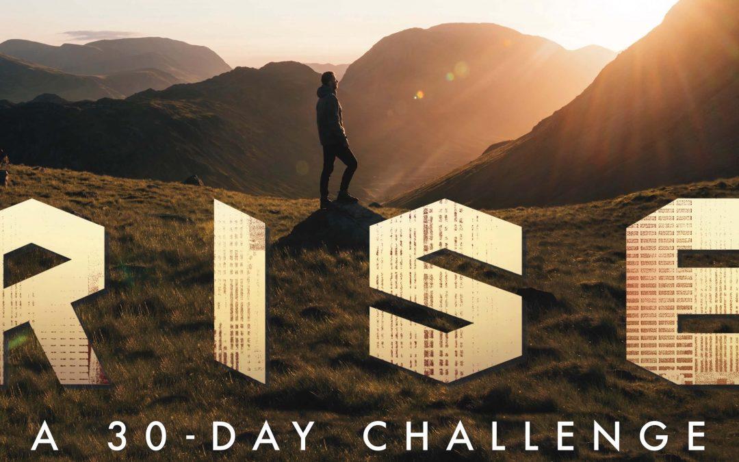 RISE – A 30 Day Challenge for Men | Chris Stefanick