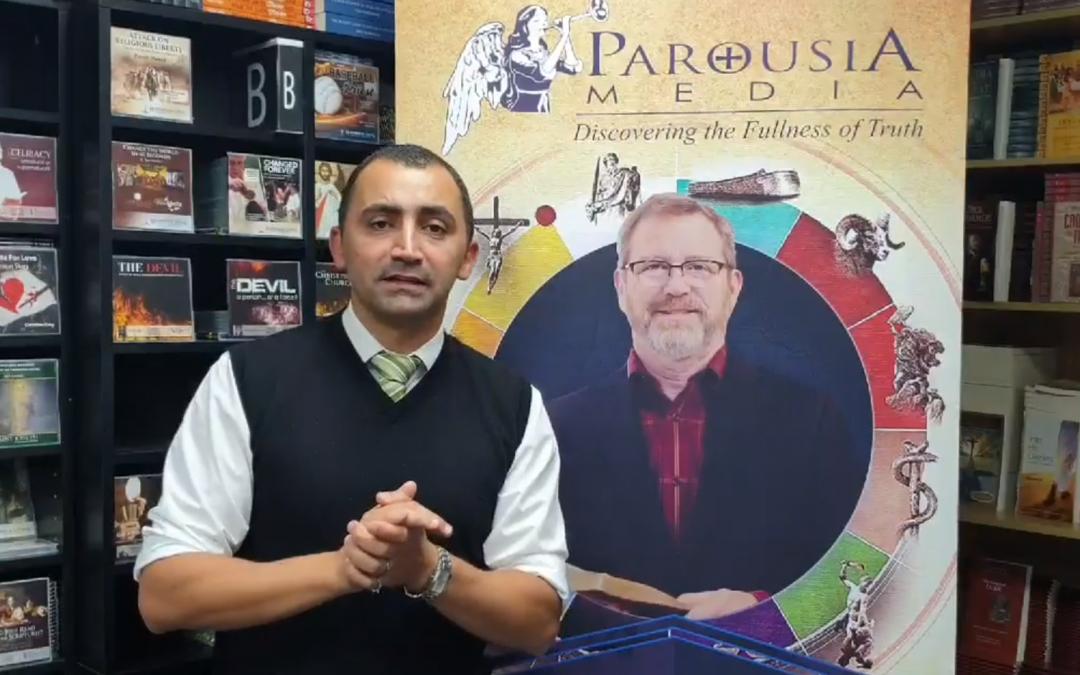 Parousia Media: Fundraiser Dinner Updates!